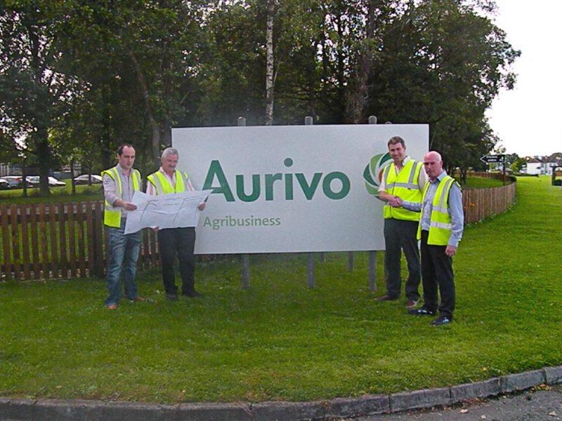 Aurivo Mill Storage Facility