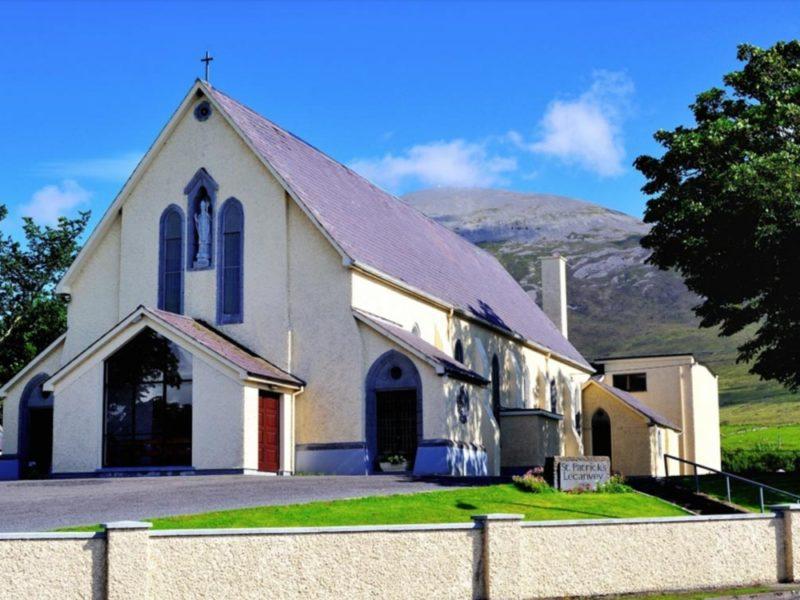 Lecanvey Church
