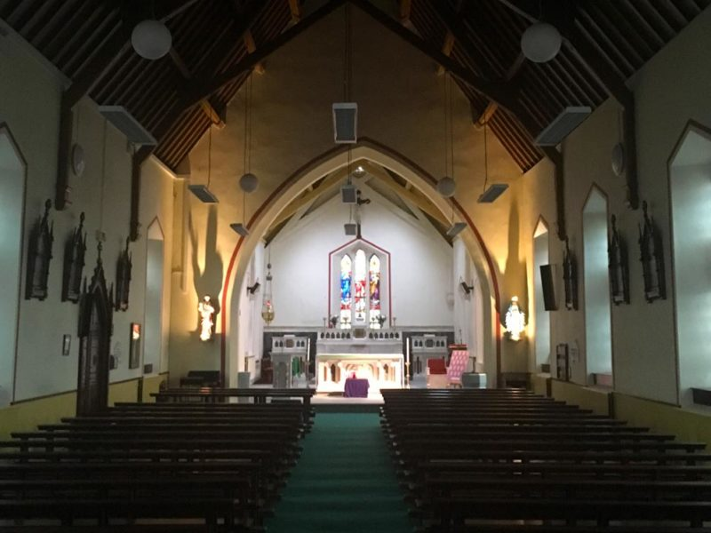 Kilmovee Church Heating Upgrade